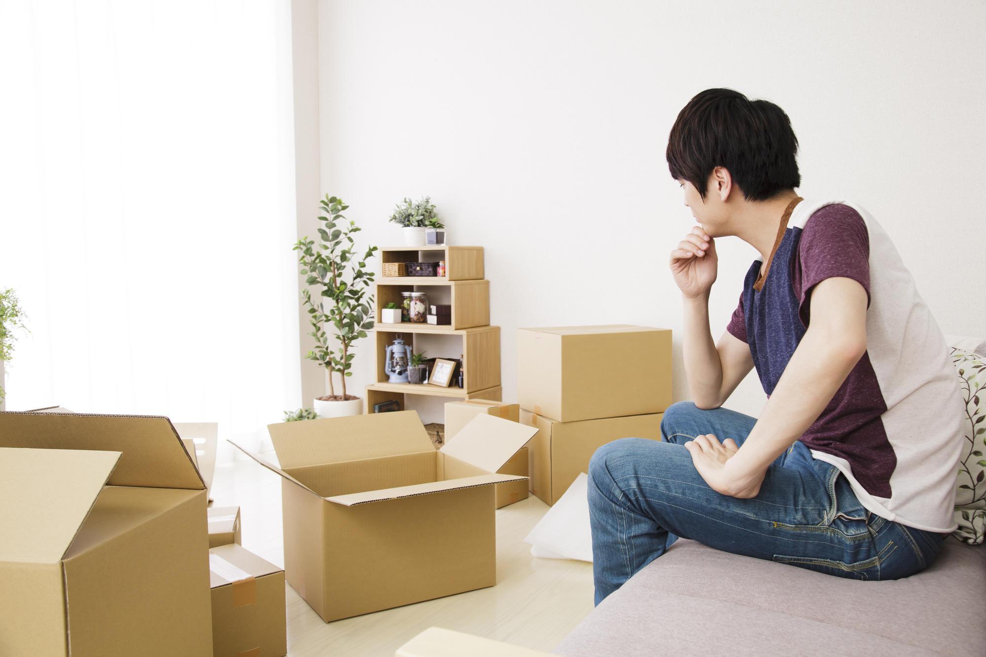 引っ越し時のお悩み