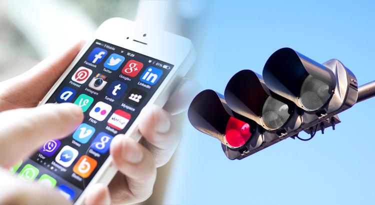 LTEランプが赤の時の対処法